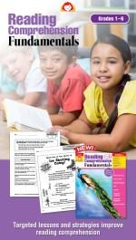 Reading comprehension workbook