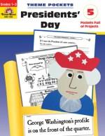 Presidents' Day Theme Pocket
