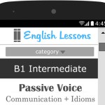 Passive Voice – B1 Intermediate English Lesson Plan – Communication + Idioms