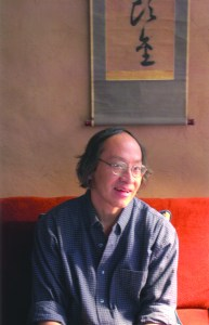 Arthur Sze by Gloria Graham