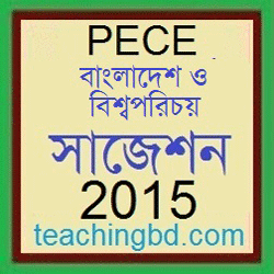 PECE Bangladesh and Bisho Porichoy Suggestion and Question Patterns 2015-1