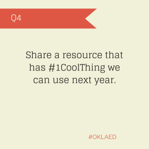 #Oklaed Q4