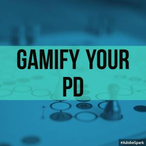 Gamify PD