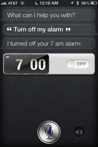 how to set daily alarm on iphone