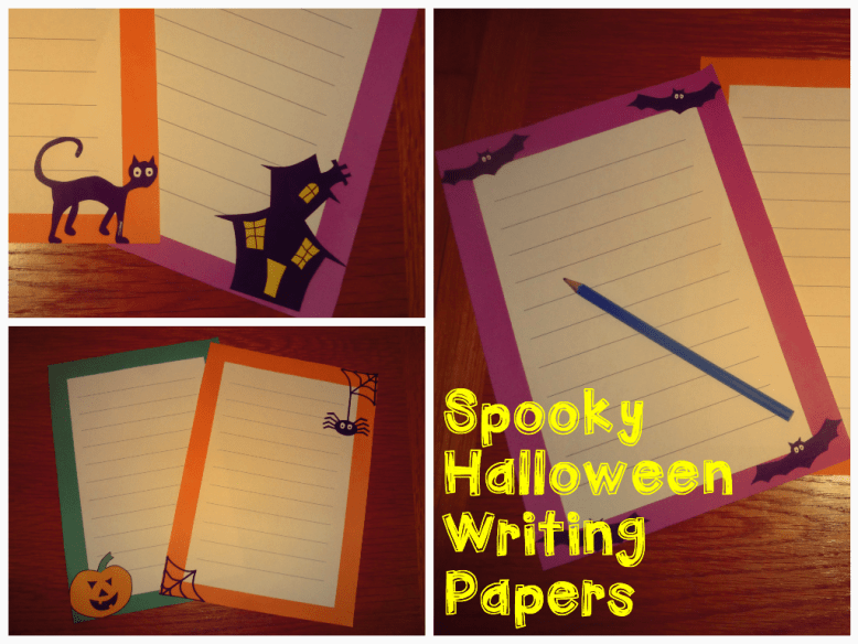 Halloween2Bwriting2Bpapers
