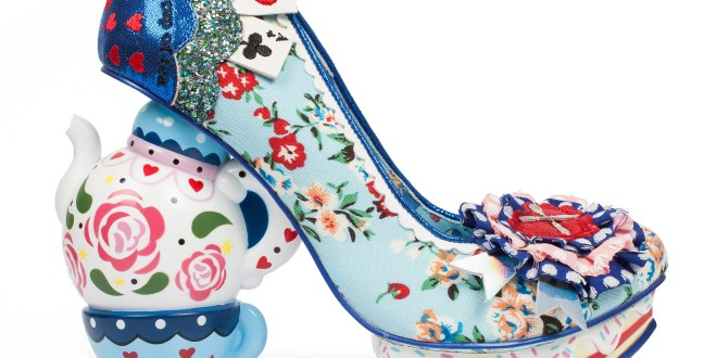 Alice in Wonderland x Irregular Choice