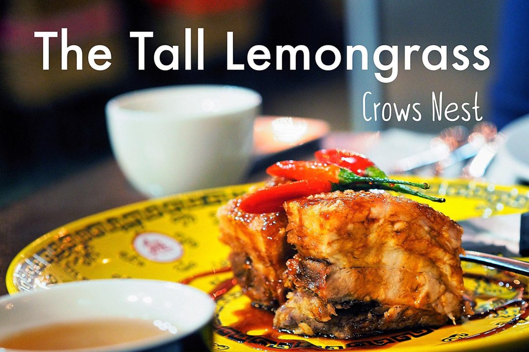 Review of The Tall Lemongrass, Crows Nest