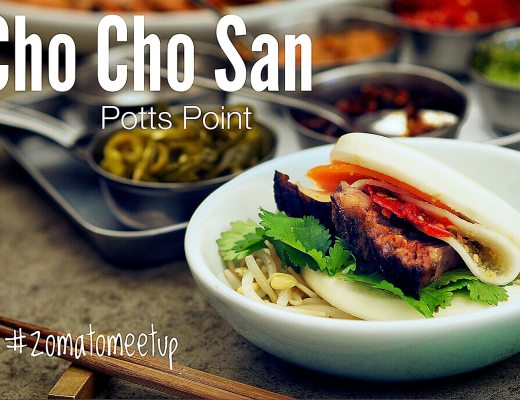 Review of Cho Cho San, Potts Point