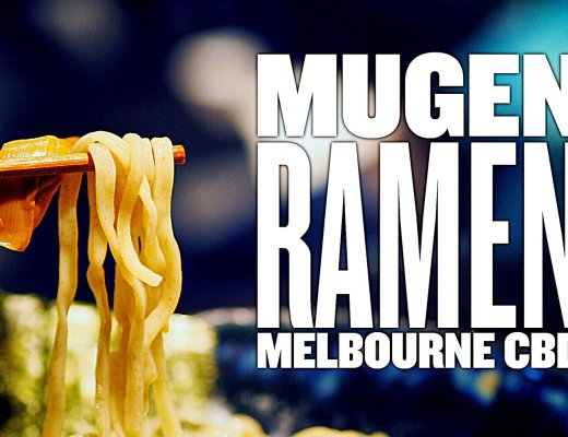 Sydney Food Blog Review of Mugen Ramen, Melbourne CBD