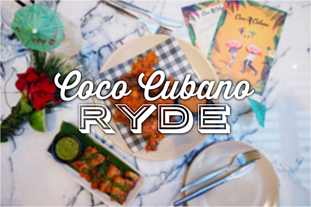 Sydney Food Blog Review of Coco Cubano, Ryde