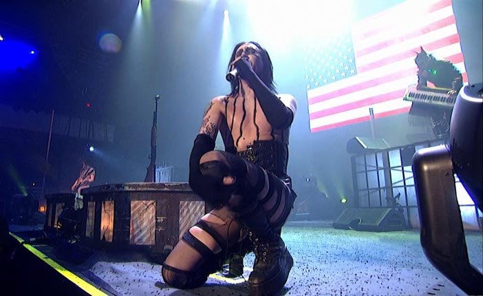 Marilyn Manson - Guns, God and Government Tour LIVE - (October 8, 2001, Los Angeles, California) 1080p True HD