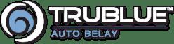 Tru Blue Logo white
