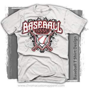 Tribal Baseball Shirt Design