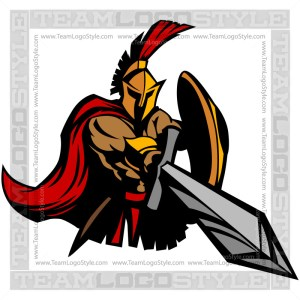 Titan Team Graphic - Vector Clipart Image