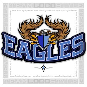 Team Logo Eagles