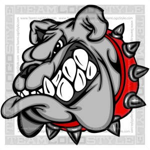Bulldog Clip Art