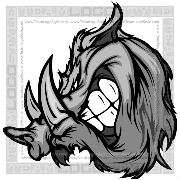 Razorback Clip Art