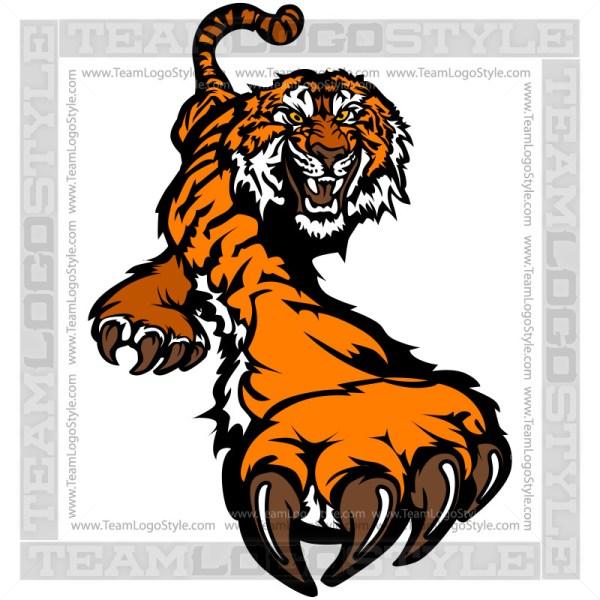 tiger clip art vector clipart tiger