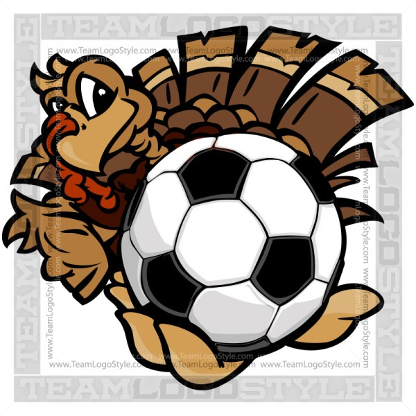 Soccer Thanksgiving Turkey