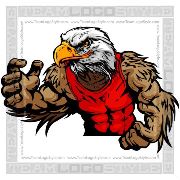 Raptor Wrestling Clip Art