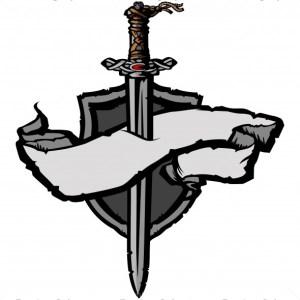 Viking Clip Art Logo
