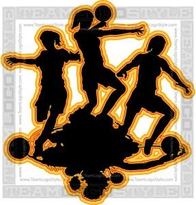 Girls Soccer Team Design
