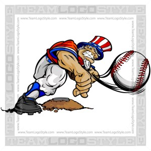 Baseball Uncle Sam