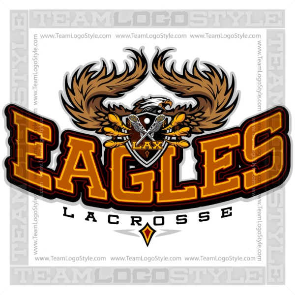 Team Logo - Eagles Lacrosse