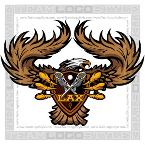 Team Mascot - Eagles Lacrosse