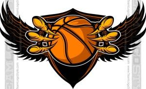 Basketball Talons Logo