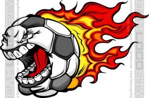 Screaming Soccer Ball