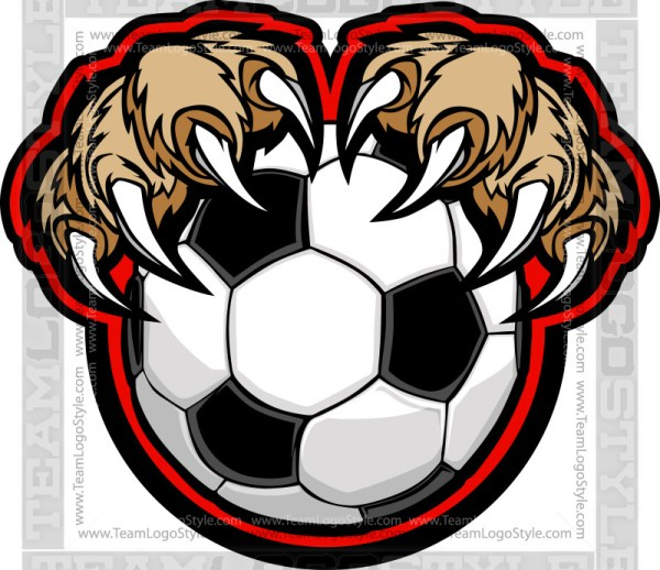 Cougar Soccer Logo