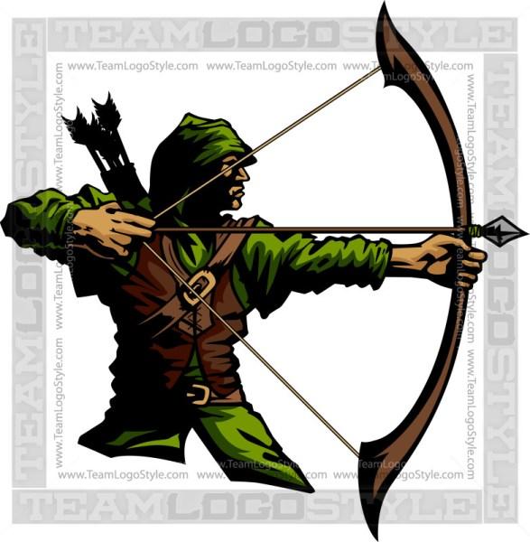 Archer Clipart
