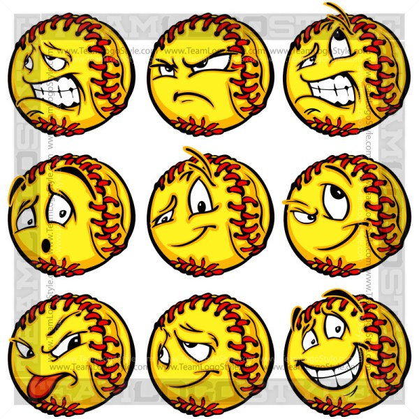Angry Softball