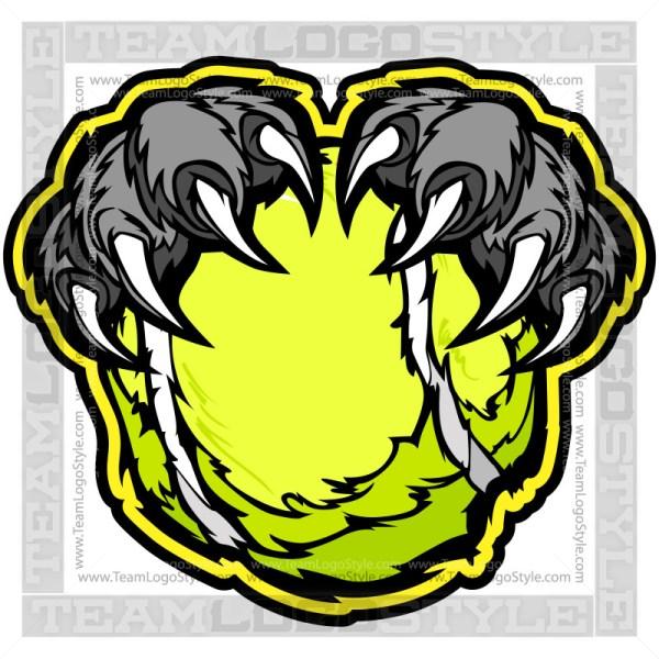 Panther Tennis Logo
