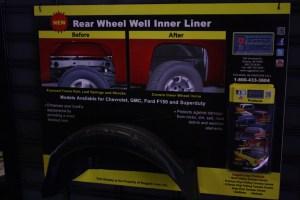 Wheel Well Liner