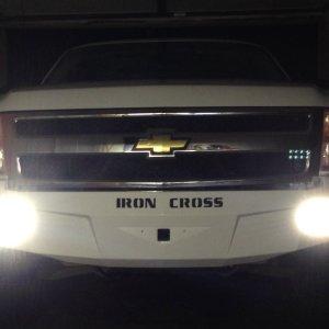 Iron Cross Chevy