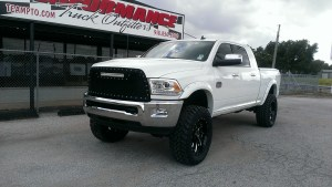 2015 Ram 2500 Mega Cab Rough Country lift