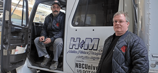 Chicago TV Series Keep Teamsters Working Year-Round