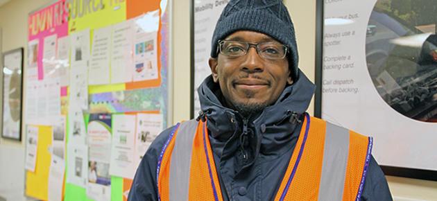Steward Spotlight: First Transit Chicago's Corey Wright