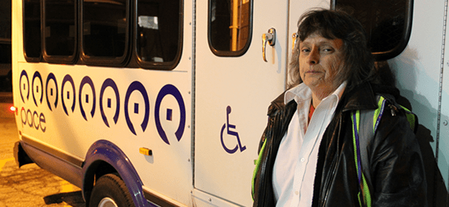 First Transit DuPage Drivers Stand Strong for Contract