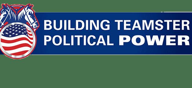 Register for Building Teamster Political Power Member Training