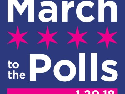 SAVE THE DATE: Saturday, January 20, March to the Polls