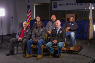 Local 727 Soda Drivers Featured in NBC 5's Secrets of the Trade