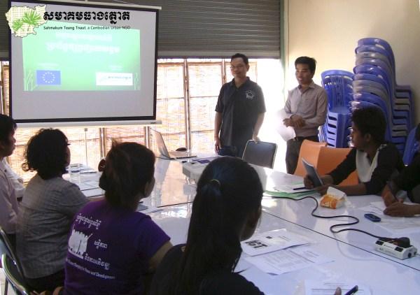 ICT Training Project kicks off