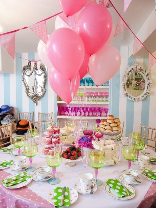 Medium Of Tea Party Bridal Shower