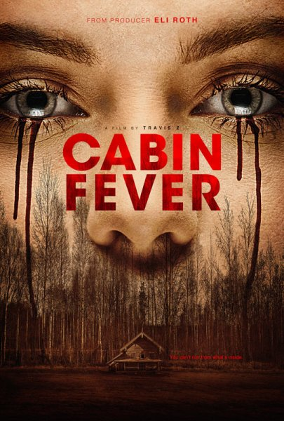 Cabin Fever / Хижа на смъртта (2016)