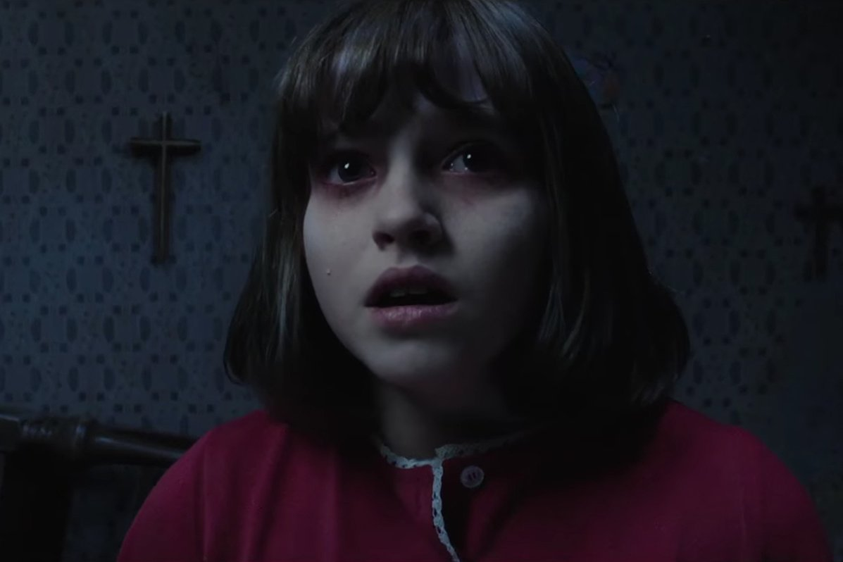 The horror movie 2013 the conjuring directed by james wan short news