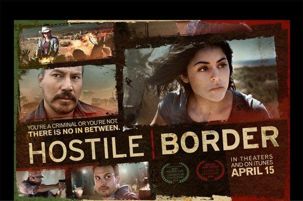 Hostile Border Movie