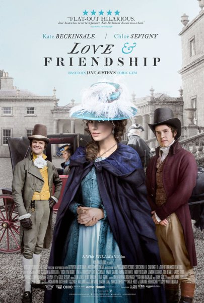 Love and Friendship - Kate Beckinsale - Poster